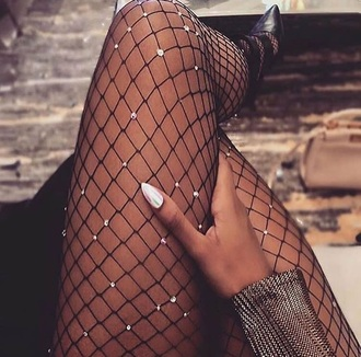 leggings diamonds