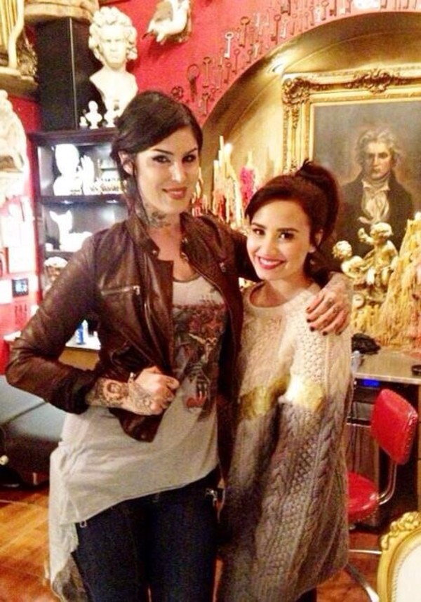 sweater demi lovato cream white long sleeves oversized sweater