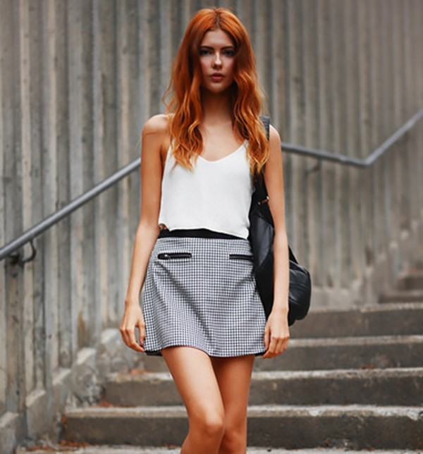 top vest streetstyle stylemoi summer outfits elegant outfit