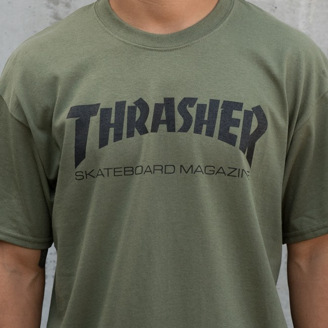 a4a943e82233 Thrasher Magazine Shop - Thrasher Skate Mag T-Shirt