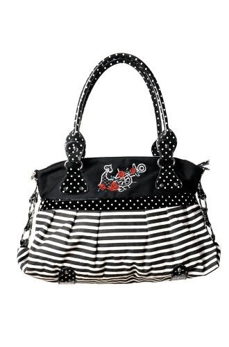 bag anchor sailor retro pin up