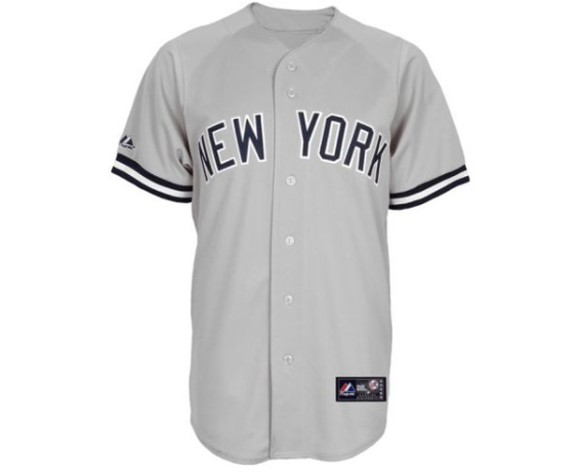 new york city baseball tee jersey