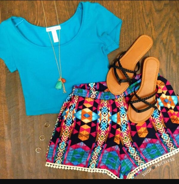 cute summer outfits cute shorts fashion style shorts crop tops