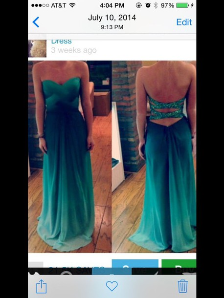dress backless prom dress