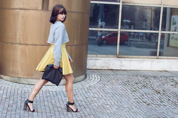 danny rose blogger skirt bag