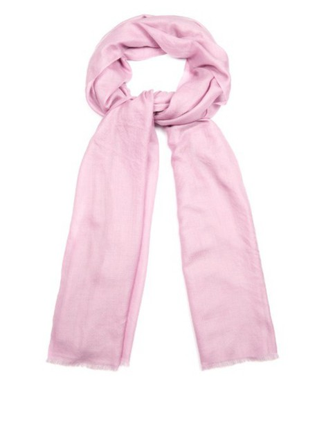 DENIS COLOMB scarf pink