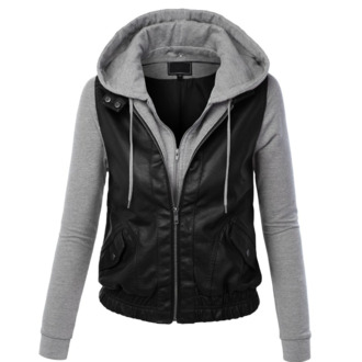 jacket grey sweatshirt zip zip up jacket zipped coat leather jacket style coat hoodie sweater