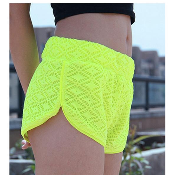 neon neon pants