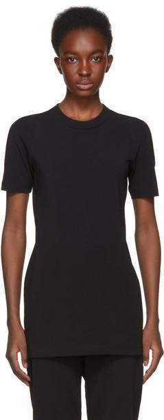 Y-3 t-shirt shirt t-shirt black top