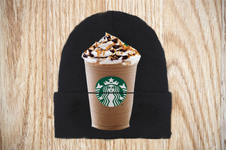 hat beanie summer fashion festival swag style starbucks coffee starbuckstop tanktop outfit outfit idea outfit inspiration ootd ootdfash new york city california beach streetwear streetstyle street goth