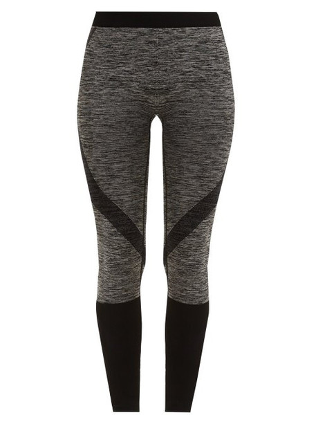 black grey pants