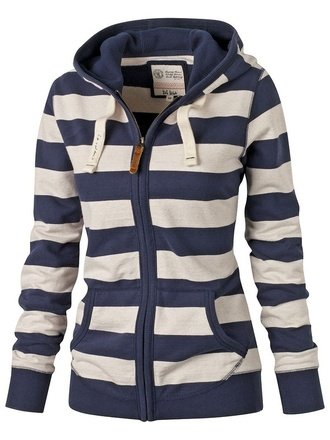 jacket navy stripes striped jacket kawaii cute harajuku korean fashion striped top striped sweater