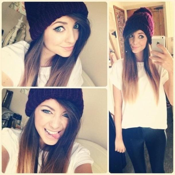 Pics For Zoella Tumblr Hat
