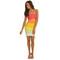 Emilie ombre strapless dress – noodz boutique