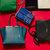 Celine Pre-Owned Celine Black Calfskin Micro Luggage Tote Bag | BLUEFLY up to 70% off designer brands