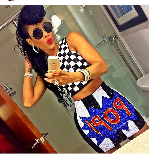 dress keyshia kaoir