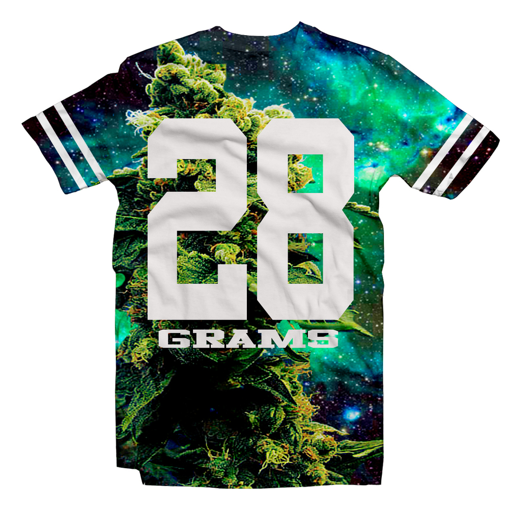 28 Grams Weed Shirt Indo Clothing Co