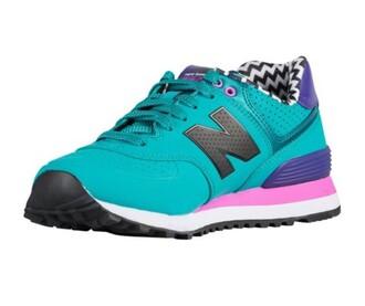 shoes white girl shoes women shoes blue purple pink black new balance running shoes