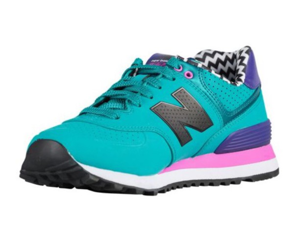 new balance girl shoes