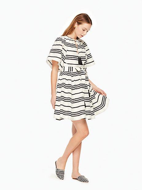 026a1decac2b Kate Spade Bea stripe talita dress - ShopStyle Women