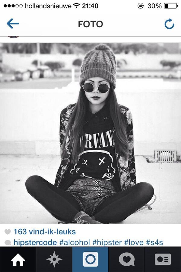 grunge hipster