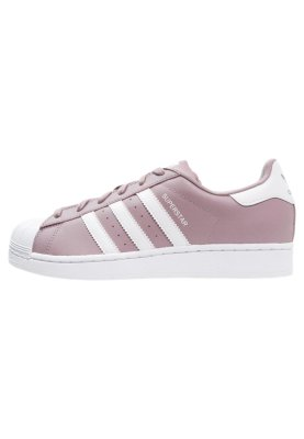 huge discount 49d4d 63baf adidas Originals SUPERSTAR - Sneaker low - blanch purple white ...