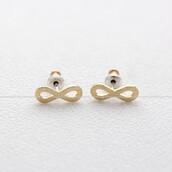 jewels,jewelry,infinity earrings,infinite earrings,love earrings,lovely