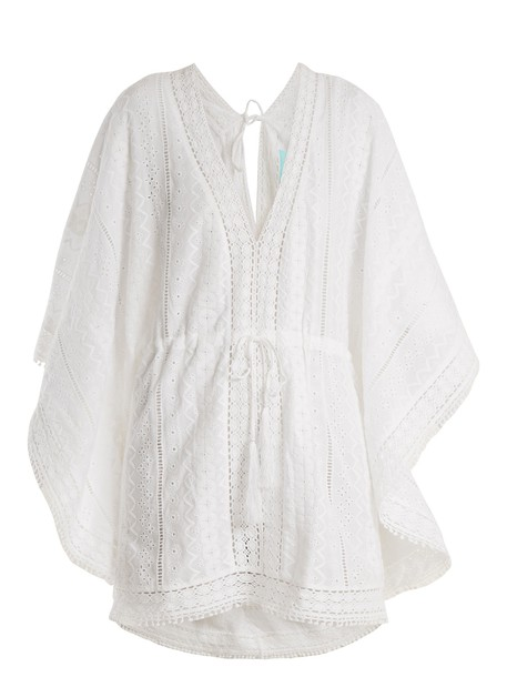 Melissa Odabash lace white top