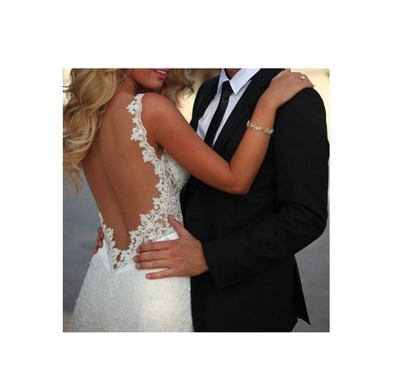 dress white white dress wedding dress lace wedding dresses lace dress beautiful dress