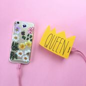 phone cover,yeah bunny,flowers,floral,iphone case,iphone cover
