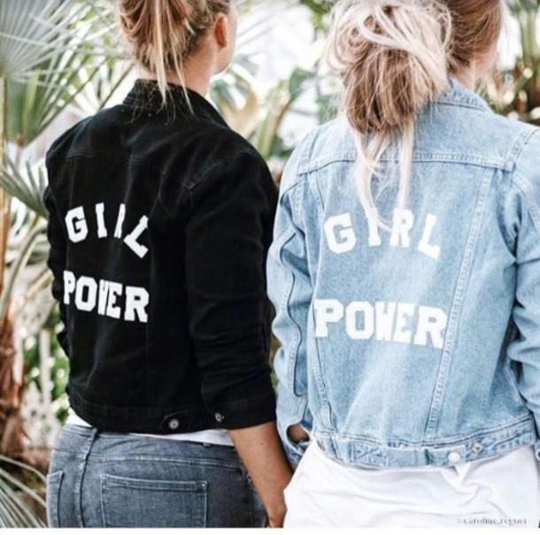 Jacket Girl Girly Girly Wishlist Denim Denim Jacket Blue