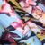 Blue Floral Ruffle Skirt - Sheinside.com