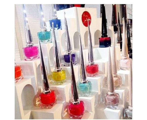 christian louboutin make-up nail polish nail polish