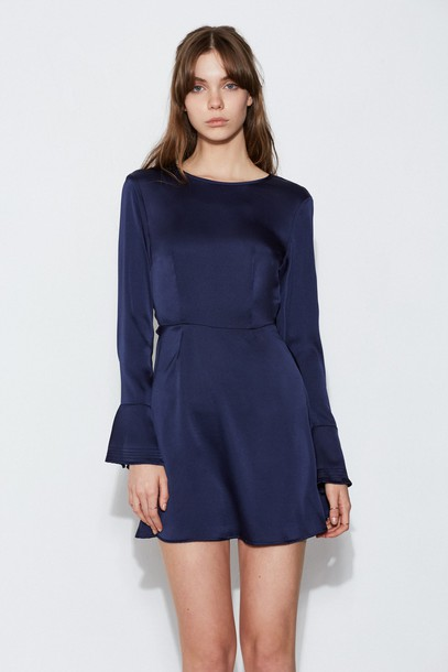 The fifth dress long sleeve dress long