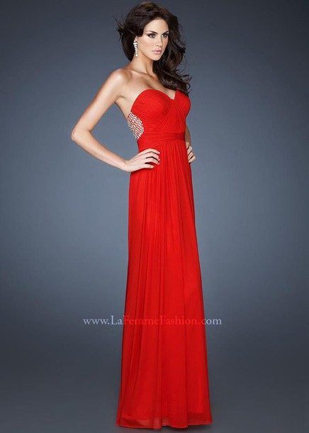 dress long red dress long red dresses 2014 long red prom dress prom dress prom dress la femme prom dresses la femme