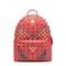 Medium stark backpack in pink by mcm