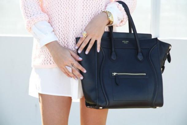 celine bag latest - Celine Leather Bag - Shop for Celine Leather Bag on Wheretoget