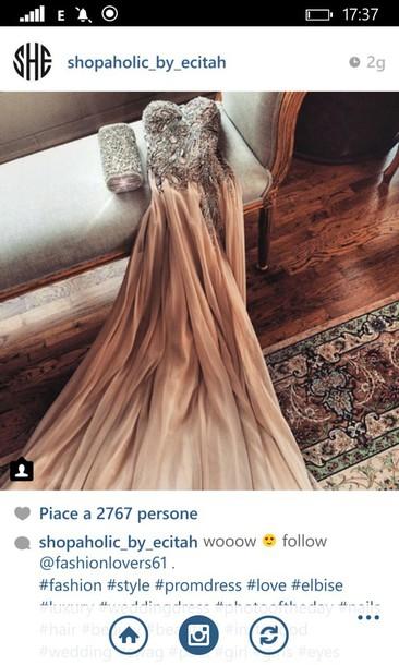 dress jovani beautiful stones long dress classy purse glitter bag