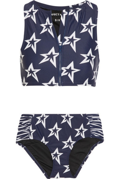 Perfect Moment bikini navy swimwear
