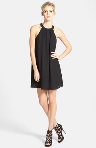 dress halter black dress halter dress shift dress black