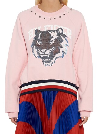 sweatshirt multicolor sweater