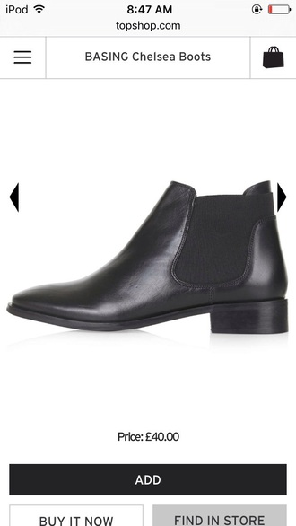 shoes ankle boots chelsea boots