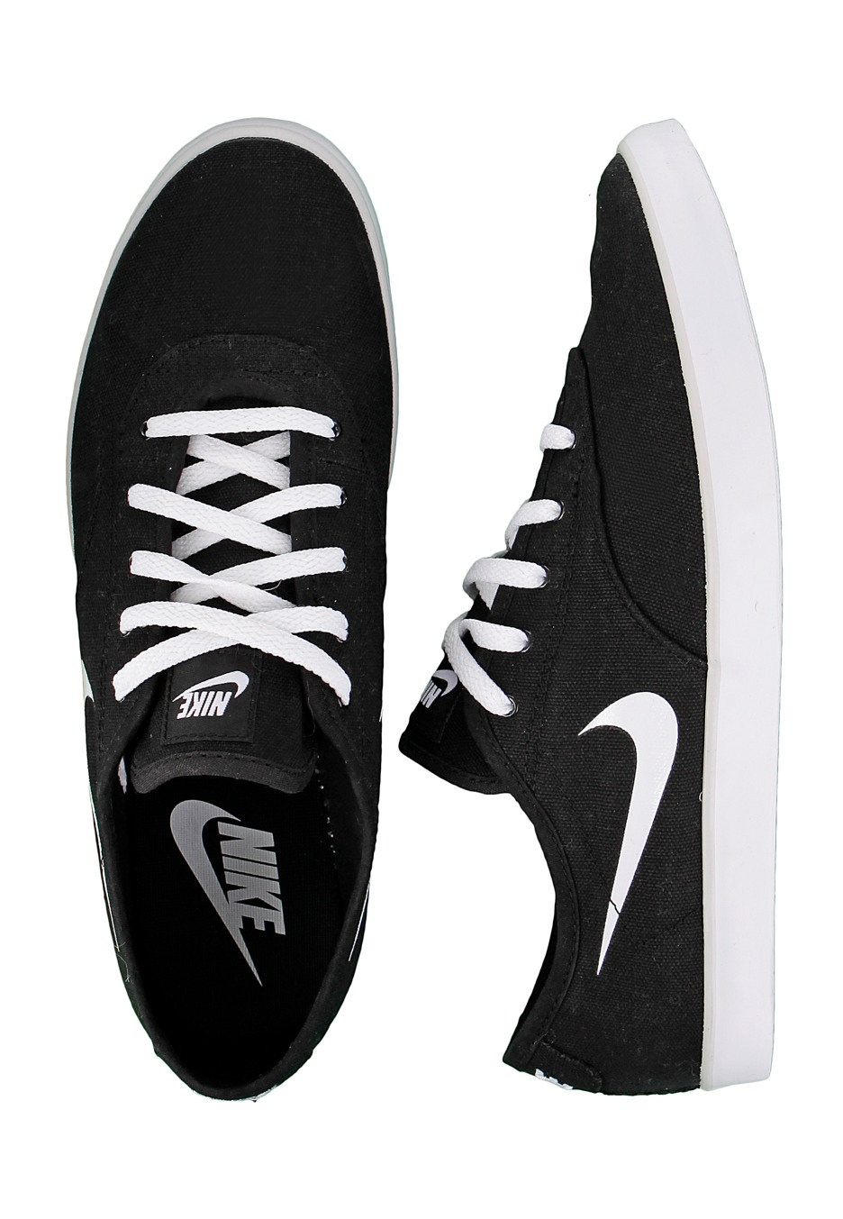Nike - Starlet Saddle Black/White - Girl Schuhe - Offizieller Streetwear Online Shop - Impericon.com