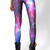 Space Purple Light Galaxy Leggings Buy Galaxy Leggings