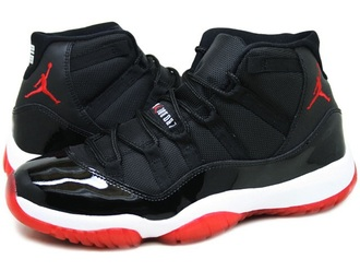 shoes jordan's shoes bred 11s