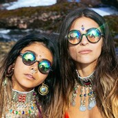 sunglasses,chick,hippie,hippie girls,gypsy,gypsy girls,tumblr,trendy,summer,spring,beach,shiny,cool,sparkle,boho,pretty,girl,futuristic,bohemian,coachella,weheartit,colorful,summer 2015,jewelry,fashion,pool,green,blue,purple,rhinestones,sunny,sunnies,want them,concert,jewels