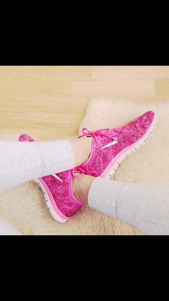 shoes nike shoes pink shoes nike running shoes