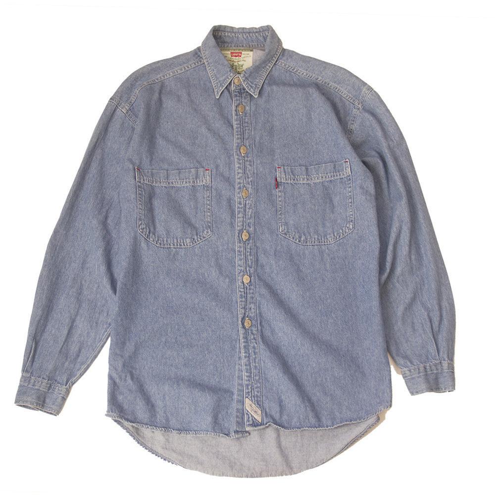 Levi's two pocket denim shirt