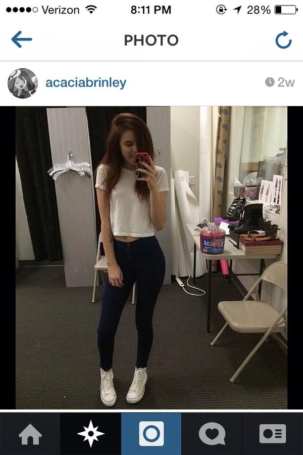 jeans acacia brinley acacia brinley tank top shoes t-shirt