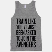 tank top,The Avengers,t-shirt,grey,workout,gym clothes,marvel,sportswear,workout top,top,grey tank top